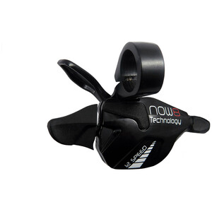 NOW8 Shifter for Facile/Mezo Cassette 12-speed 11-48T black black