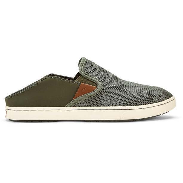 OluKai Pehuea Schuhe Damen dusty olive/palm