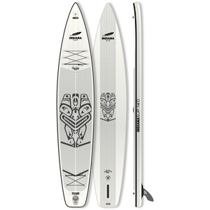 Indiana SUP 14'0 Touring Inflatable Sup white/grey white/grey