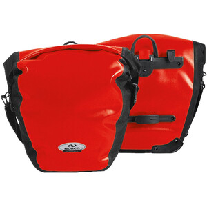 Norco Arkansas Rear Wheel Bag red/black red/black