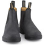 Blundstone 587 Leather Boots, rustic black