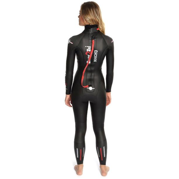 Dare2Tri MACH3S.7 Wetsuit Damen black