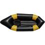nortik TrekRaft Expedition Boot ohne Verdeck schwarz/gelb