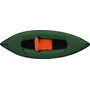 nortik Family-Raft Boat dunkelgrün/schwarz