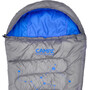 CAMPZ Astro Sleeping Bag Barn grey/blue