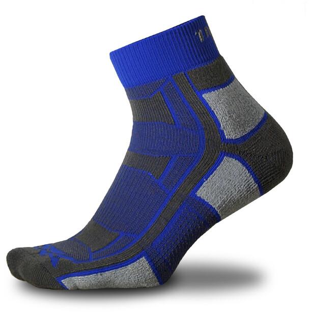 Thorlos Outdoor Athlete Halbhohe Socken royal thunder