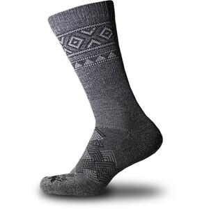Thorlos Outdoor Traveler Crew-Cut Socken grey/black grey/black