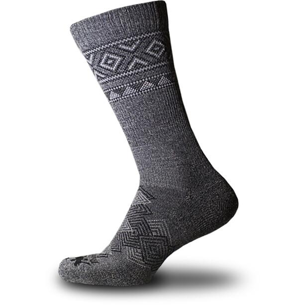 Thorlos Outdoor Traveler Crew-Cut Socken grey/black