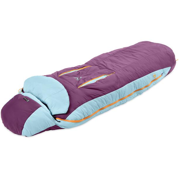 NEMO Viola 35 Sleeping Bag Long lilac/frost
