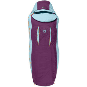 NEMO Viola 35 Sleeping Bag Long lilac/frost lilac/frost