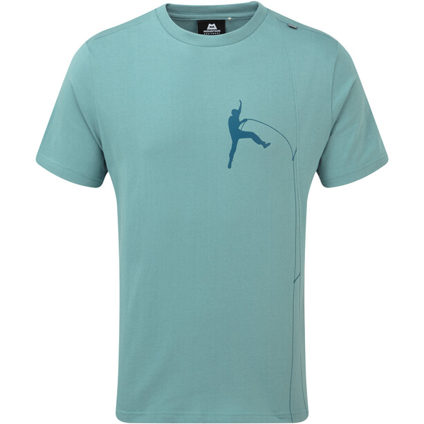 Mountain Equipment Portland T-Shirt Herren goblin blue