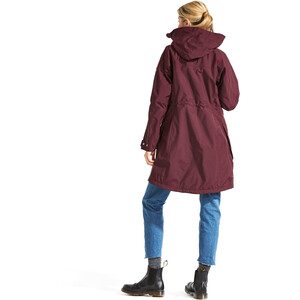 DIDRIKSONS Thelma Parka Damen wine red wine red