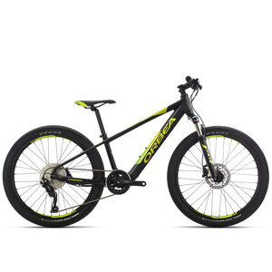 Orbea eMX 24'' Kids black/green black/green