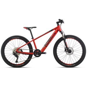 "Orbea eMX 24"" Kinder red/black red/black"
