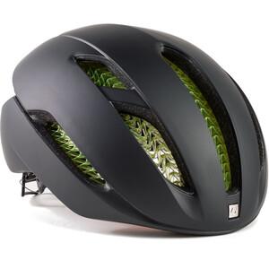 Bontrager XXX WaveCel Helm black black