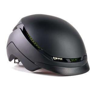 Bontrager Charge WaveCel Commuter Casque, noir noir