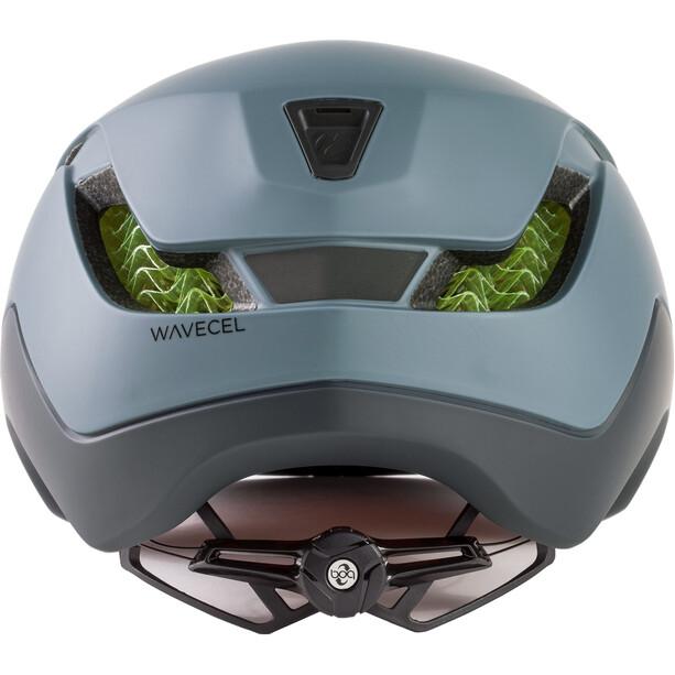 Bontrager Charge WaveCel Commuter Helm blau