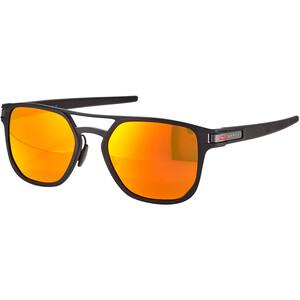 Oakley Latch Alpha Sonnenbrille Herren matte black/prizm ruby polarized matte black/prizm ruby polarized