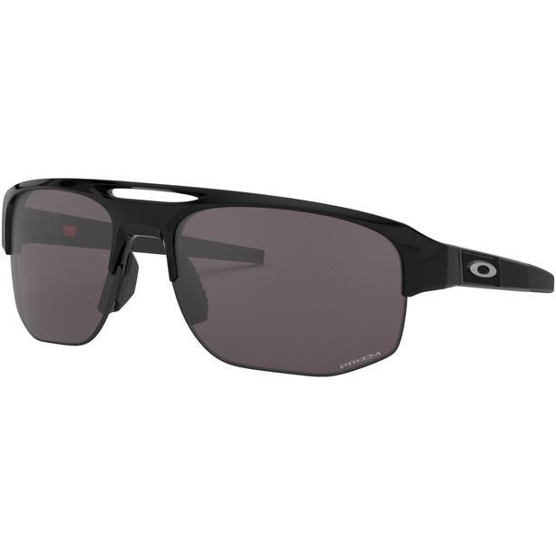 Oakley Mercenary Sonnenbrille Herren polished black/prizm grey