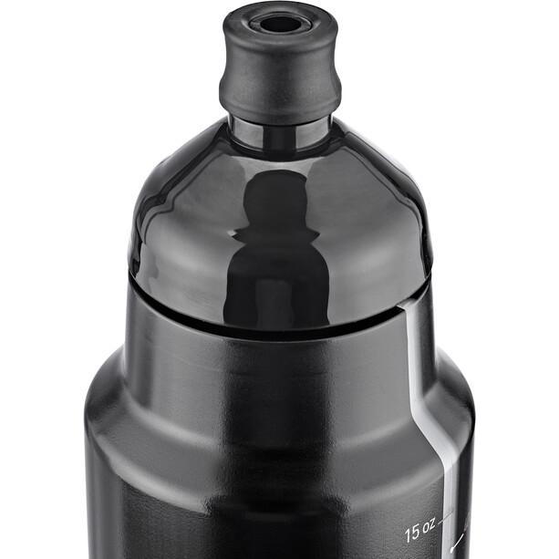 Elite Crono TT Aero Ersatztrinkflasche für Crono TT Kit 400ml schwarz