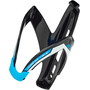 black/blue glossy