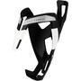 Elite Custom Race Plus Bottle Holder black matte/white design