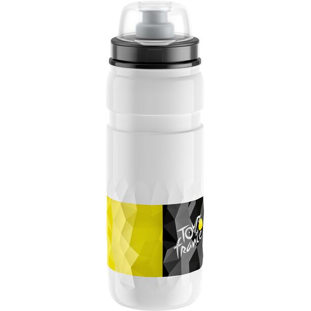 Elite Ice Fly Trinkflasche 550ml TDF white 2019
