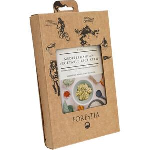 Forestia Heater Outdoor Meal Vegan 350g Meditteranean Vegetable Rice Stew