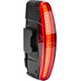 spanninga Arco Rechargeable Rear Light black