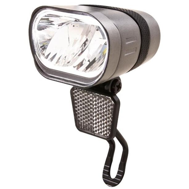spanninga Axendo 60 XDO Dynamo Frontlicht silver