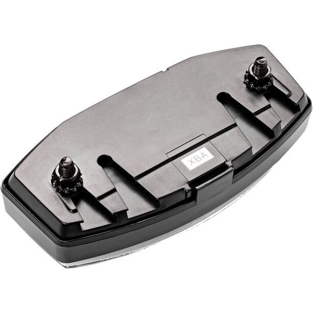 spanninga Lineo XBA Batterie Rücklicht black