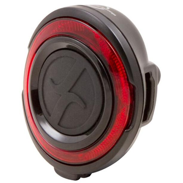 spanninga O-Guard XB Battery Rear Light black