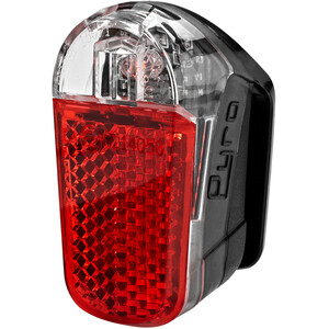 spanninga Pyro Rechargeable Rear Light black black