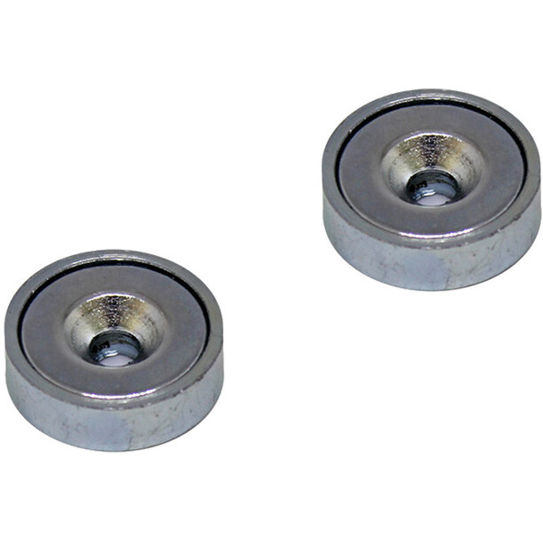 magped M100 Neodymium Magnet silber