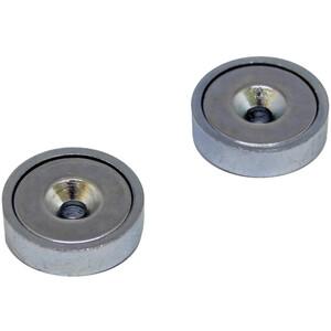 magped M150 Neodymium Magnet silver silver