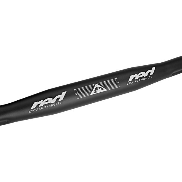 Red Cycling Products 21° Gravel Handlebar Ø31,8mm black