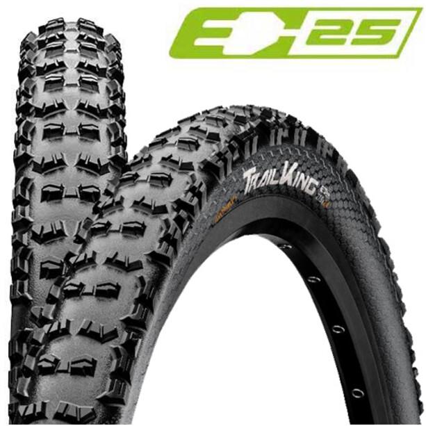 "Continental Trail King Performance Clincher-Reifen 26x2.4"" E-25 black"