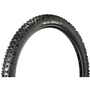 "Continental Trail King Performance Clincher-Reifen 27,5x2,4"" E-25 black black"