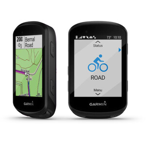 Garmin Edge 530 Fahrradcomputer MTB-Bundle black black