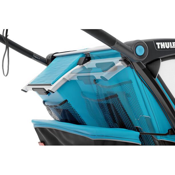 Thule Chariot Sport 2 Bike Trailer thule blue/black
