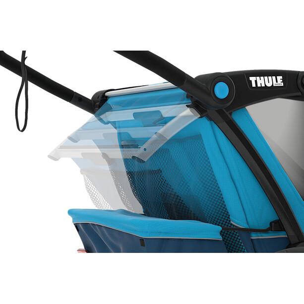 Thule Chariot Cross 1 Fahrradanhänger thule blue/poseidon