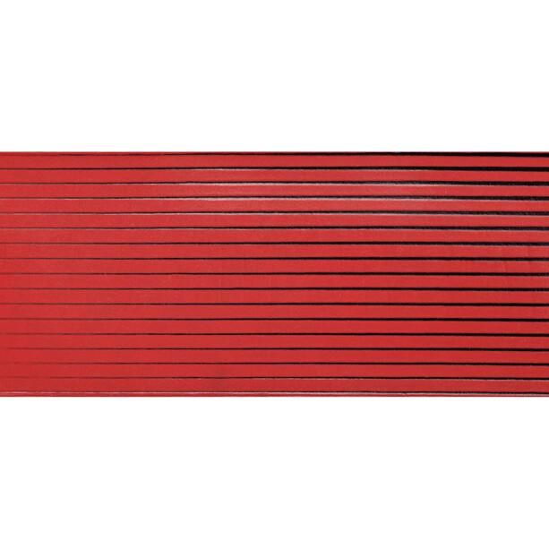 Fizik Vento Microtex Tacky Handlebar Tape 2mm svart/röd