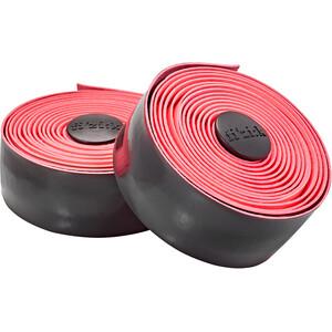 Fizik Vento Microtex Tacky Rubans de cintre 2mm, rose/noir rose/noir