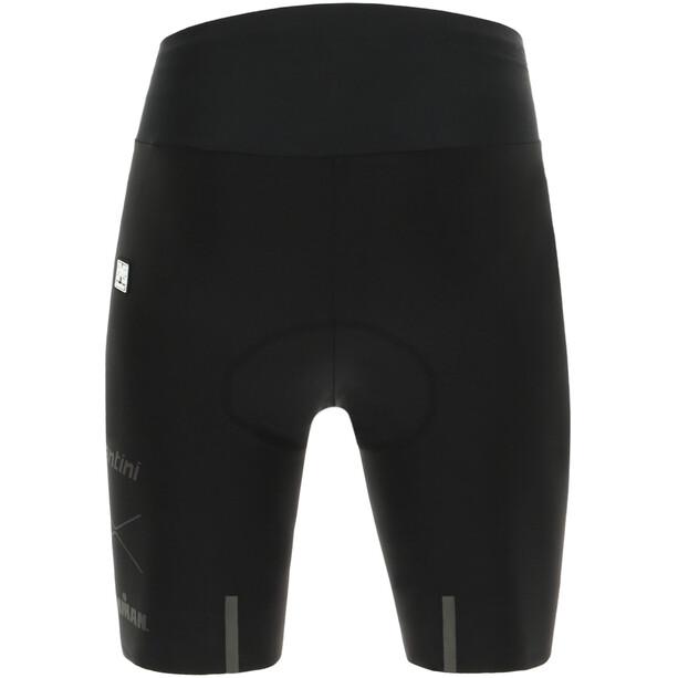 Santini Audax Aero Triathlon Shorts Herren black