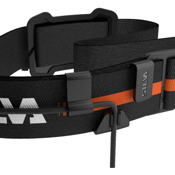 Silva Cross Trail 5 Headlamp black/orange