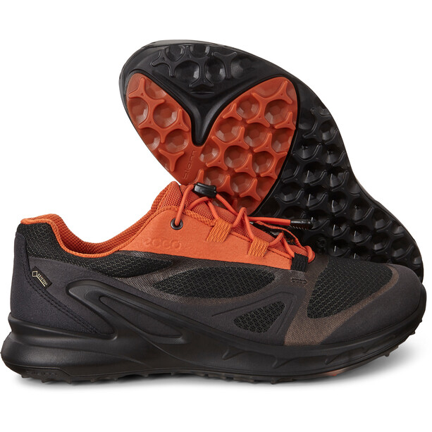 ECCO Biom Omniquest Schuhe Herren black/terracotta