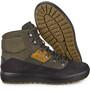 ECCO Soft 7 Tred Stiefel Sneaker Herren black/deep forest/amber