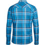 Maier Sports Merton T-shirt à manches longues Homme, bleu