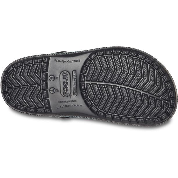 Crocs Crocband Sport Cord Clogs black