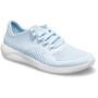 mineral blue/white